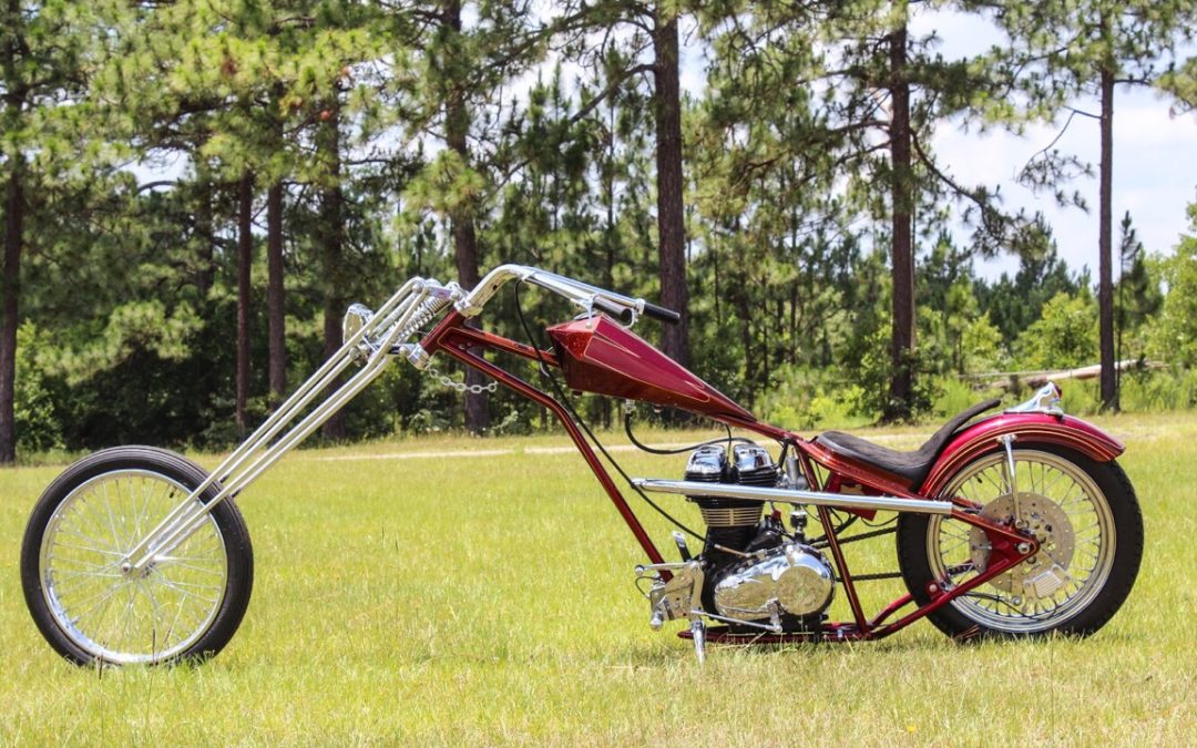 The 70's Style Chopper