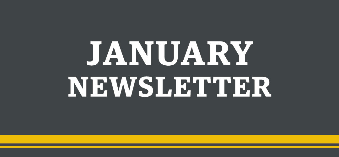 January Newsletter
